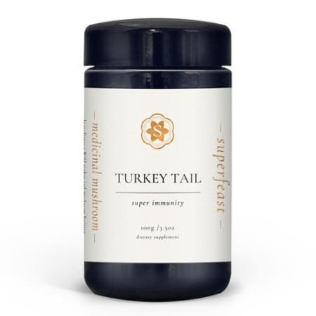 SuperFeast Turkey Tail Super Immunity