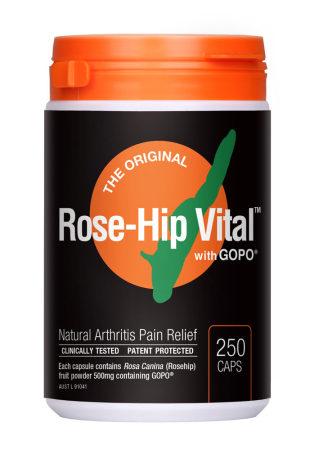 Rose-Hip Vital Capsules