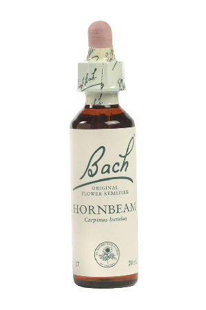 Hornbeam - Bach Flower Remedies