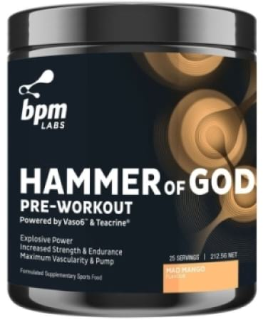bpm Labs Hammer of God