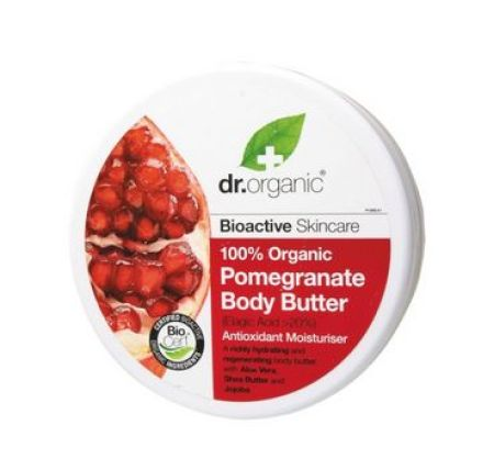 Dr Organic Pomegranate Body Butter