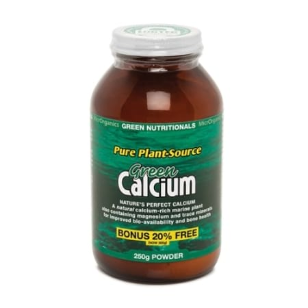 Green Nutritionals Calcium Powder