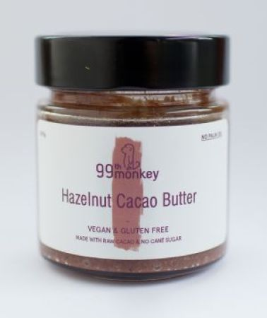 99th Monkey Hazelnut Cacao Butter