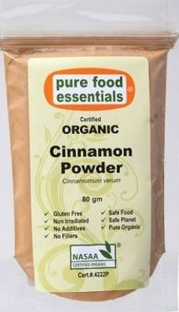 Pure Food Essentials Ground Cinnamon Powder
