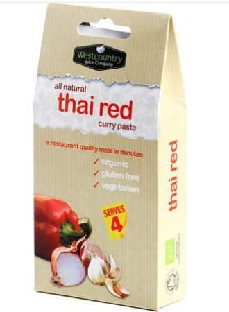 West Country Thai Red Curry Paste
