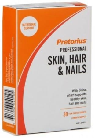 Pretorius Skin Hair & Nails