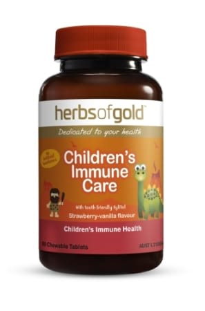 Herbs of Gold Childrens Immune Care