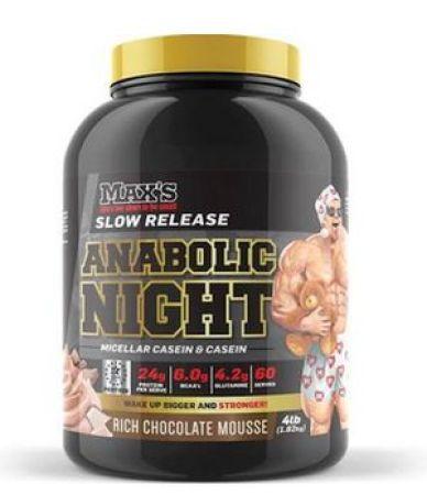 Maxs Anabolic Night