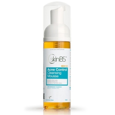 Skin B5 Acne Control Cleansing Mousse