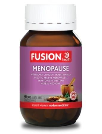 Fusion Health Menopause Capsules
