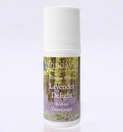 Vrindavan Lavender Delight Roll on Deodorant