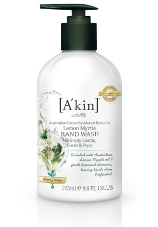 A`kin Lemon Myrtle Hand Wash