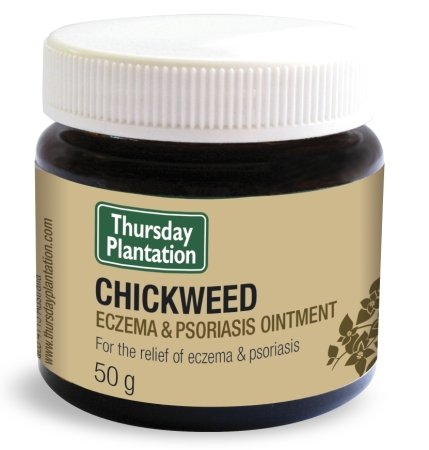 Thursday Plantation Chickweed Eczema and Psoriasis Ointment