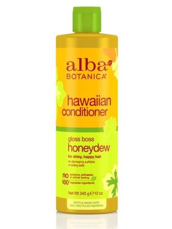 Alba Botanica Hawaiian Conditioner Gloss Boss Honeydew