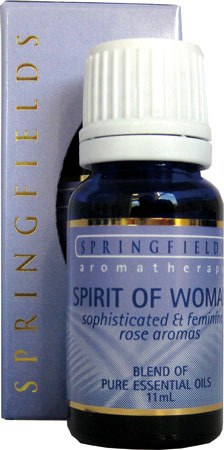 Spirit of Woman Springfields Essential Oil Blend