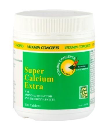 Vitamin Concepts Super Calcium Extra