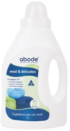 Abode Wool And Delicates