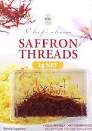 Chefs Choice Safron Threads 1g
