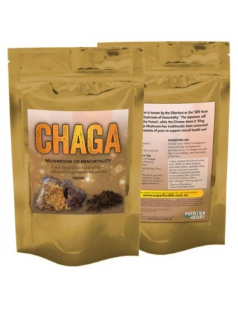Super Health Chaga