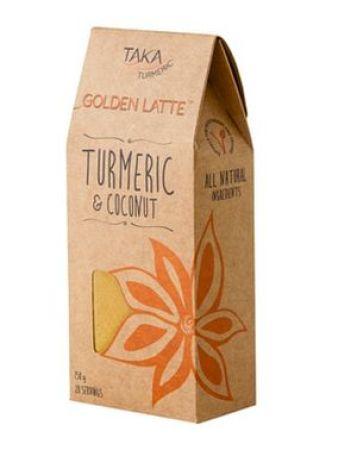 Taka Turmeric and Coconut Golden Latte