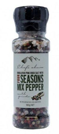 Chefs Choice 4 Seasons Mix Pepper