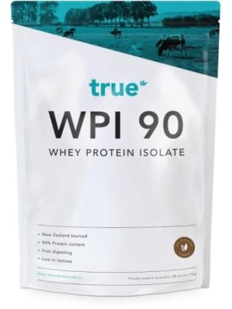True WPI 90 Whey Protein Isolate