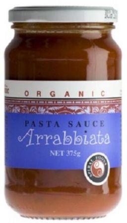 Spiral Foods Arrabbiatta Pasta Sauce