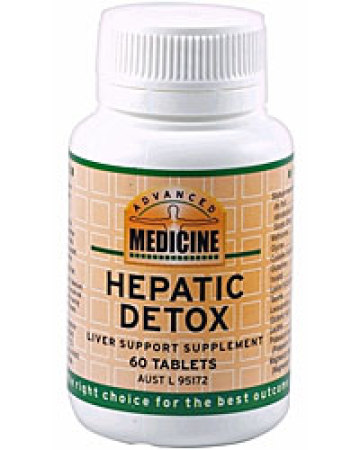 Advance Medicine Hepatic Detox