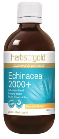 Herbs of Gold Echinacea 2000 plus