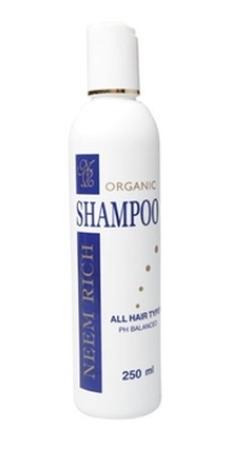 Neem Rich Organic Shampoo