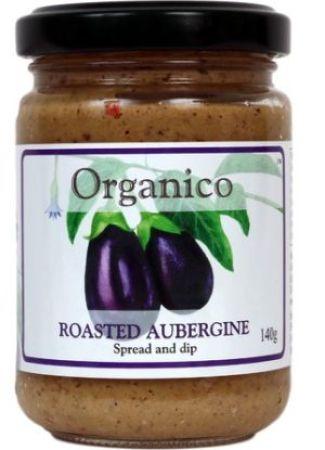 Organico Roasted Aubergine