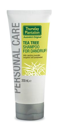 Tea Tree Shampoo For Dandruff Thursday Plantation