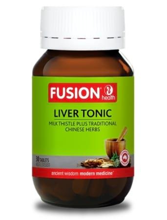 Fusion Health Liver Tonic