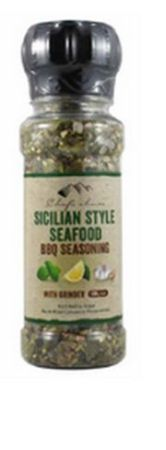 Chefs Choice Sicilian Style Seafood BBQ Seasoning