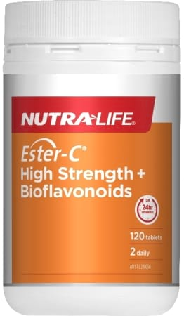 Nutra-Life Ester C High Strength