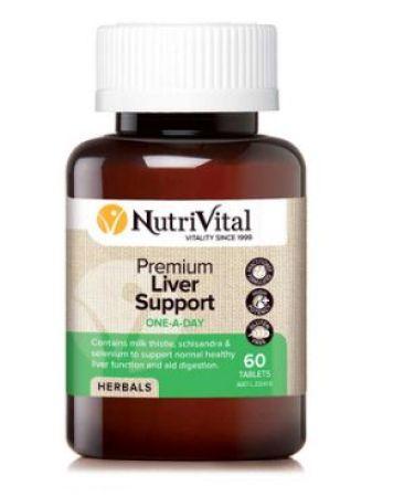 NutriVital Premium Liver Support
