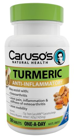 Carusos Turmeric
