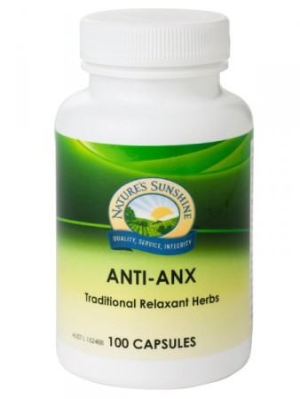 Nature`s Sunshine Anti-Anx