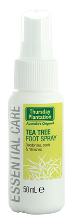 Tea Tree Foot Spray Thursday Plantation