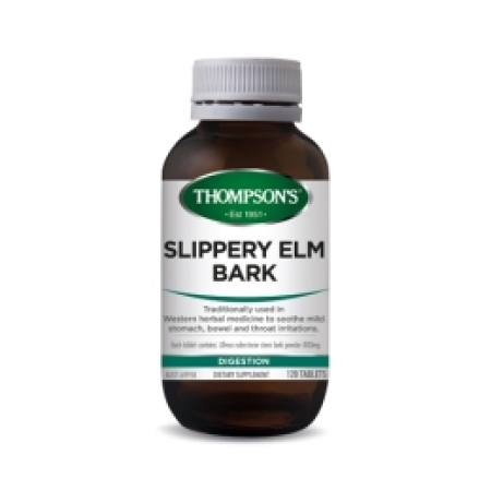 Thompson`s Slippery Elm Bark Tablets