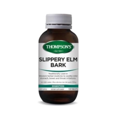 Thompson`s Slippery Elm Bark Tablets