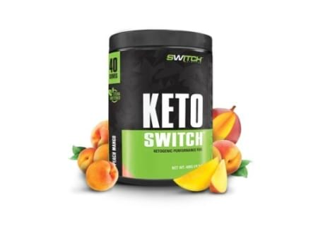 Switch Nutrition KETO SWITCH 400g 40 Serves