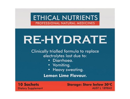 Ethical Nutrients Re-Hydrate