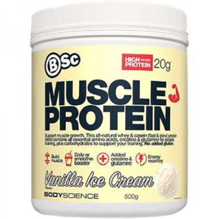 BSc NitroBulk Build Muscle Protein