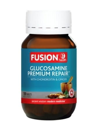 Fusion Health Glucosomine Premium Repair Tablets