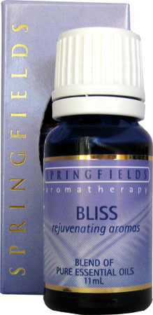 Bliss Springfields Essential Oil Blend