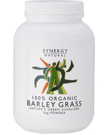 Synergy Organic Barley Grass Powder