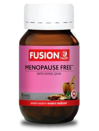 Fusion Health Menopause Free Capsules