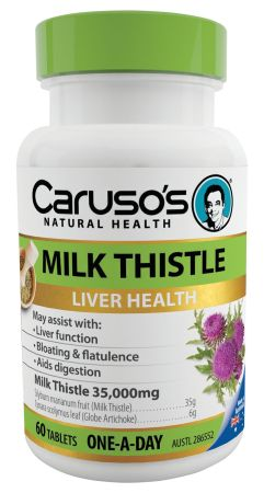Carusos Milk Thistle