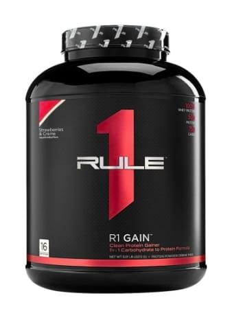 Rule One R1 Gain 2.3 kg